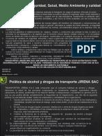 Transporte en Mineria Superficial - Trabajo 2