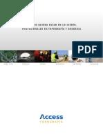 Access Brochure Topobras