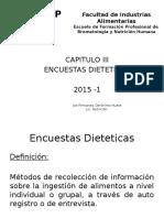 Encuestas Dieteticas