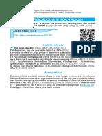 96qcap59 Par24 Actinomicosi e Nocardiosi