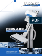 Catalogo Rayos x Digital Peds 600