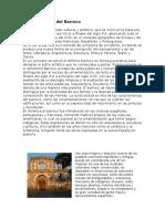 Características Del Barroco