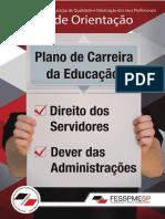 Cartilha de Orientação ao plano de educacao