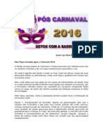 Barriga Lisa Por Rosi Feliciano Oliveira