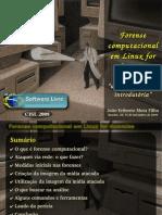 Forense Computacional em Linux
