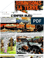 Les Robinsons de La Terre - 02 - L'Enfer Bleu