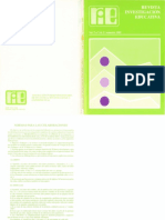 Revista Ivestigacion Educativa - Carretero