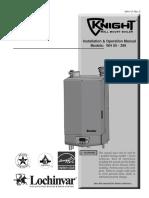 Knight Boiler Manual