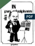 Rius - Lenin Para Principiantes [1981]