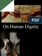 On Human Dignity