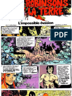 Les Robinsons de La Terre - 07 - L'Impossible Evasion