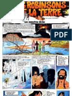 Les Robinsons de La Terre - 17 - Les Monstres Du Lac