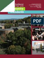 Community Standards 2016