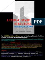 Lateral Stability of Building Structures (rev. ed.), Wolfgang Schueller