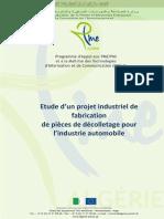 Etude de projet – Fabrication de pièces de décolletage pour l'automobile.pdf
