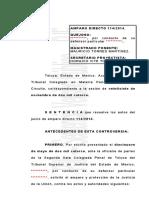 Juez No Explico Alcanses y Consecuencias Del Pro Abreviado 114-2014