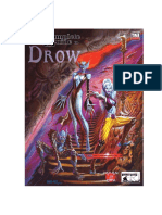 D&D 3E - Guia Completo Para Drows