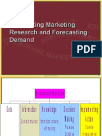 6. Market Research