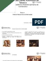 1 Historia Natural de La Enfermedad