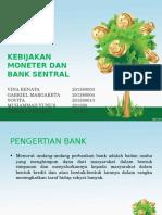 kebijakan ekonomi dan bank sentral