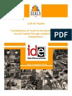 Panduan_Call for Paper Annoucement for SEAL 2016