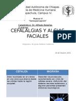 Cefalalgias y Algias Faciales