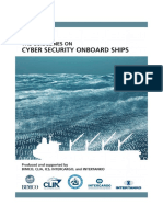 Guidelines on Cyber Security Onboard Ships