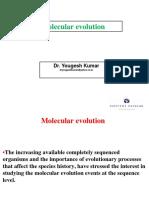 207945773 Molecular Evolution