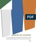 Manual de Usuario Ortodoncia