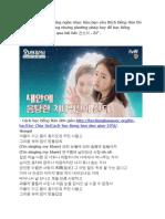 Học Tiếng Hàn Qua Bài Hát Blue
