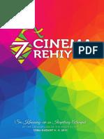 Cinema Rehiyon 7 HighRes