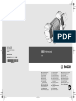 GBG 8 Manual