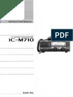 M710 Instruction Manual