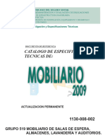 Catálogo de Especificaciones Técnicas de Mobiliario Grupo 519.pdf