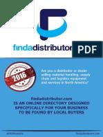 Find a Distributor- Lift truck distributor