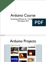 Arduino Course