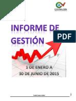 Informe de Gestion Cmv 30 Jun 2015