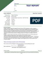 NSF Final Report