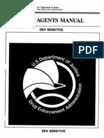 DEA Agents Manual 2002