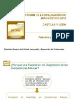 Evaluación de diagnóstico. Presentación