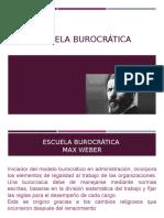 Escuela Burocratica