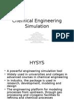 hysys Simulation