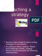 Approaches to Teaching Writing