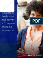 DynamicsRetail Fact Sheet