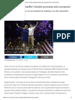 2-21-2016 Ricardo Rosselló y Jenniffer González Presentan Nueva Propuesta