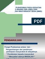Fasilitasi Pkm Pd Smd & Mmd