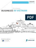 Indochina Legal - Doing Business in Vietnam