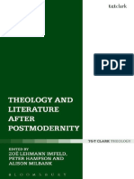 Theology and Literature After Postmodernity-Bloomsbury Academic