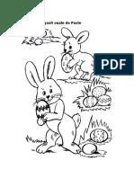 Desen Cu Iepuras