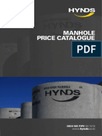 Manhole Price Catalogue(Web)